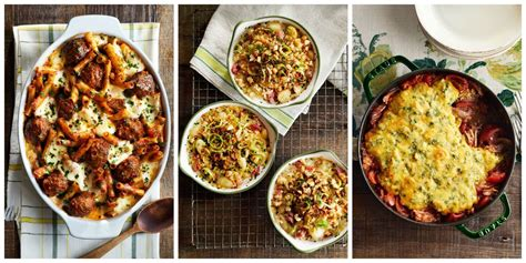dinner recipes 48 best casserole recipes easy dinner casseroles