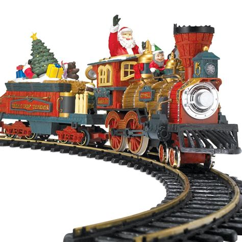 what are the best christmas trains best set for tree