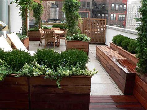 Lawn & Garden : Rooftop Garden Modern Design Ideas 1817