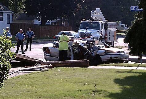 teen dies  northeast minneapolis crash minnesota public radio news