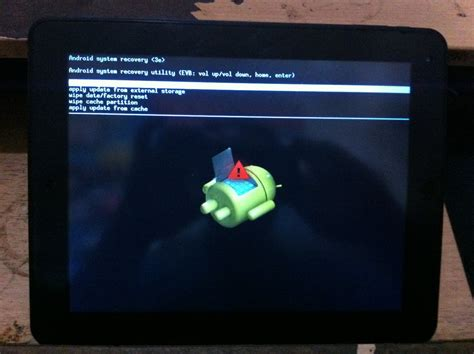 Android Factory Reset by Reset Como Usar E O Que Faz Central Android