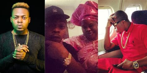 Thanks Fans For Their Prayers by Olamide Thanks Fans For Their Prayers As He Mourns His