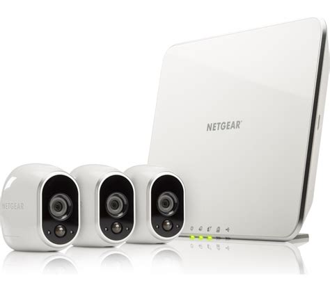 netgear arlo 3 vms3330 three home security