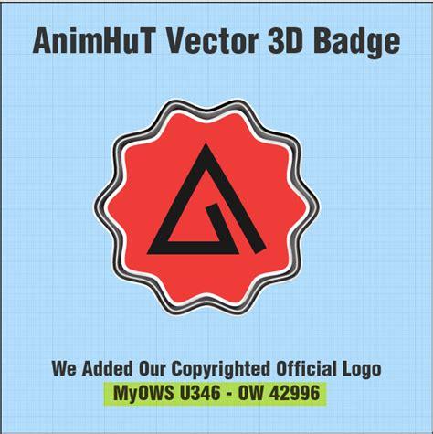 tutorial illustrator badge create 3d vector retro badge photoshop cs6 tutorials