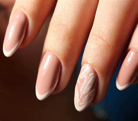 decorazioni unghie gel fiori unghie sposa 2018 100 manicure gel e nail bellissime