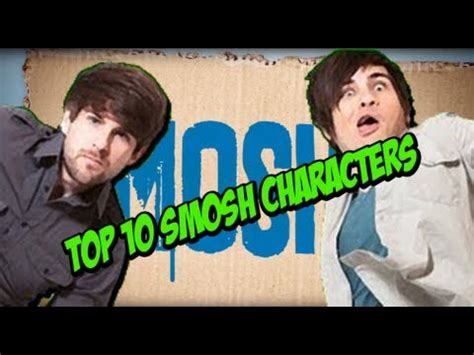 best smosh top 10 smosh characters