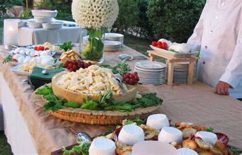 buffet in giardino weddings and other ceremonies il paese dei canelli