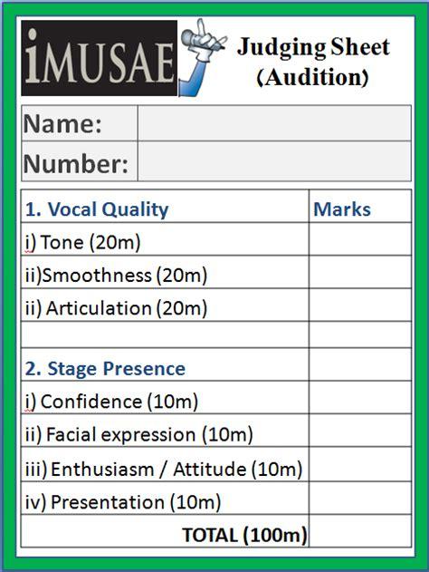Invitation Letter Judge Singing Contest Singing Contest Criteria What Is Team Promotion Free Voice Exercises