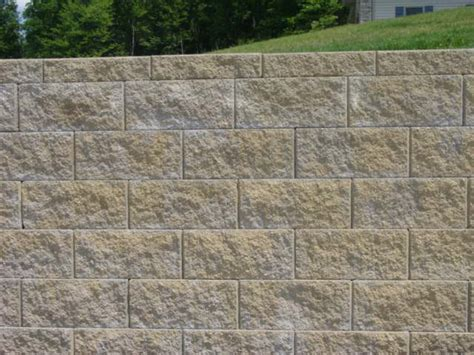 split face concrete block wall car interior design