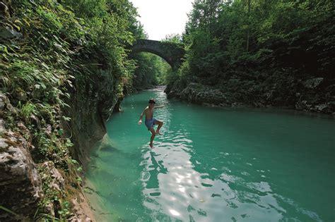 in slovenia slovenia incognita top 5 places to swim in slovenia