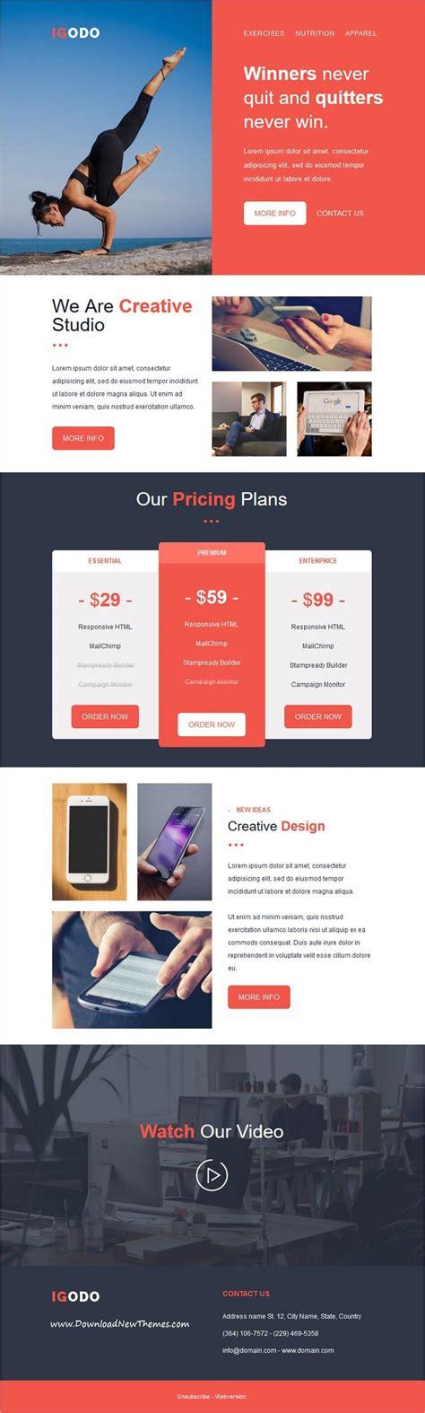 Best 25 Mailchimp Newsletter Templates Ideas On Pinterest Email Newsletter Design Email Mailchimp Template Builder