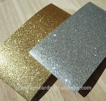 Glitter Paper For Card - glitter a4 cards glittering a4 paper for wedding