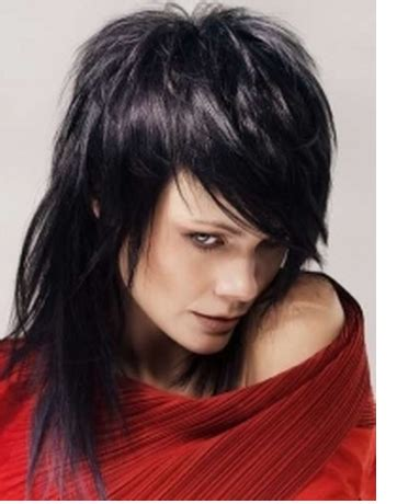 long hairstyles picture gallery women long layered hairstyle with long bang png