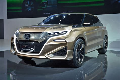 suv honda honda avancier suv debuts as china s best honda autotribute