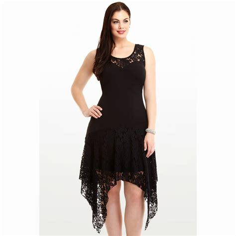 un da negro en lindos vestidos de fiesta para gorditas moda 2014 vestidos moda 2018 2019