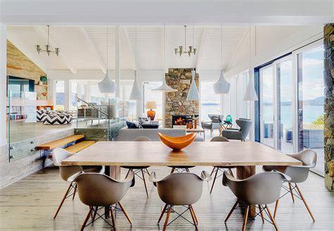 Villa moderne sur une île au Canada   Vivons maison
