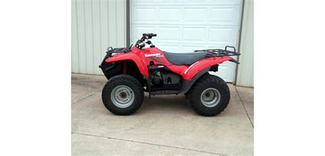 1999 Kawasaki Prairie 400 by Weekly Used Atv Deal Kawasaki Prairie 400 Atvconnection