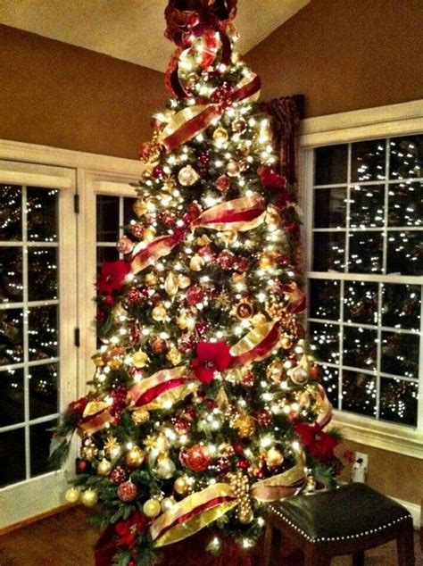Tree Decoration Best 25 Christmas Trees Ideas On Pinterest Christmas