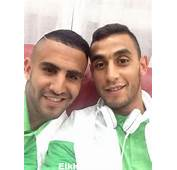 Alg&233rie  Riyad Mahrez Est Impatient