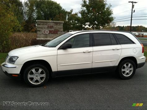 chrysler car white 2006 chrysler pacifica touring in stone white 763691