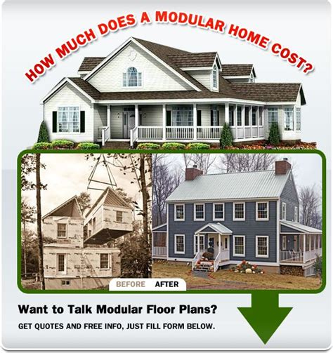 how much do modular homes cost how much does a modular home cost living small pinterest