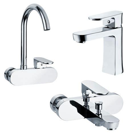 rubinetto muro sanlingo miscelatore rubinetto monocomando per lavello