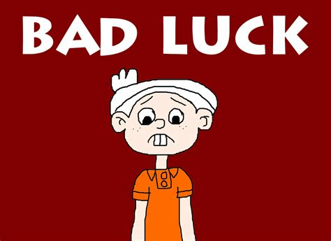 bad luck lincoln loud bad luck by mikejeddynsgamer89 on deviantart