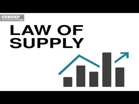 Mba Supply by What Is Of Supply Mba Economics Gurukpo