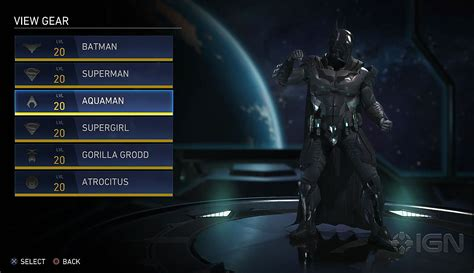 Best Item Kaos Superman New Power Zero X Store 1 will injustice 2 s gear system ruin tournaments