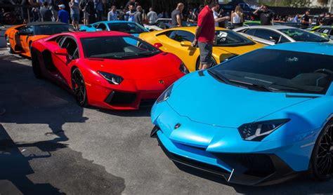 Lamborghini Dealership Miami Bullfest Miami 2016 Lamborghini Gathering And Drive