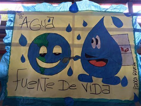cartelera escolar sobre el agua all categories escuela de l 237 deres ambientales