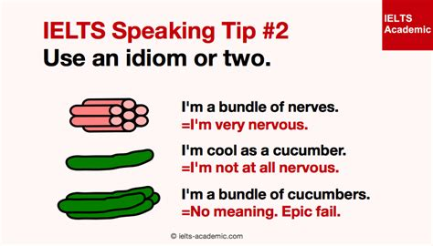 Tips For Speaking 2 by Ielts Speaking Tips How To Achieve 7 0