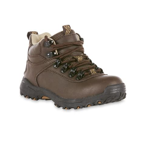 toddler hiking boots northwest territory toddler boys ade brown hiking boot