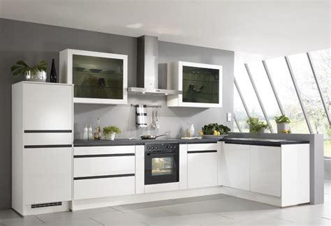 moderne küchen k 252 che in schwarz wei 223 eckk 252 che www dyk360 kuechen de