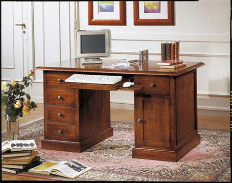 scrivania arte povera prezzi scrivania arte povera linea quot mahler quot perego arredamenti