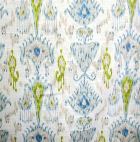 etsy upholstery fabric khanjali glacier fabric by renee s fabrics eclectic