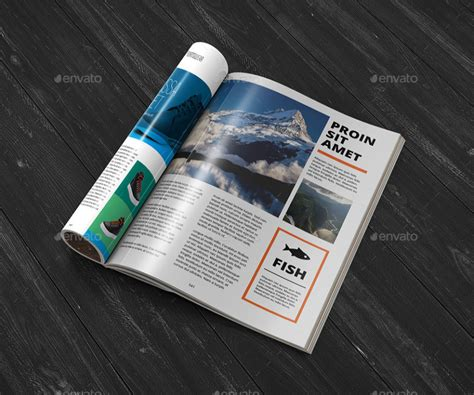 magazine mockup template free magazine mockup magazine cover mockup designs for designers