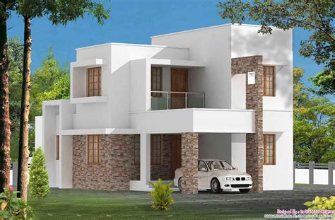 3bhk home design simple 1700 sq ft 3 bhk villa design