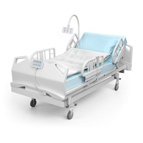 Hospital Bed hospital beds adjusted by advanced electric linear actuators