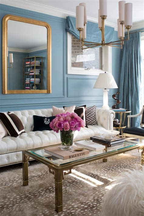Dusty Pink Living Room by Photo Page Hgtv