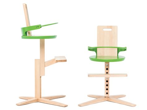 clever transforming froc high chair grows along with your