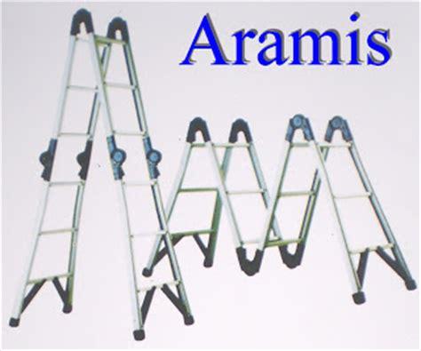 Tangga Serbaguna perlengkapan rumah tangga dan kantor tangga lipat