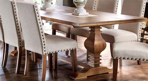 Oak Rectangular Dining Table Macapa Oak Rectangular Dining Table Cm3441t Table Furniture Of America