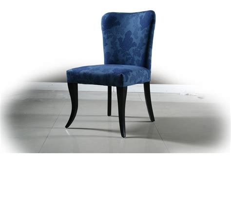 Teal Side Chair Dreamfurniture 305 Teal Fabric Side Chair