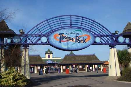 themes park in london thorpe park theme park england amusement parks tourist