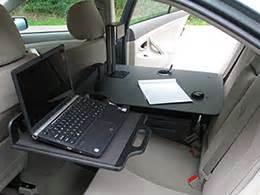 Auto Office Desk Car Desks For Mobile Offices
