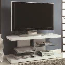 modern tv stands contemporary tv stand in high gloss white tv plasma