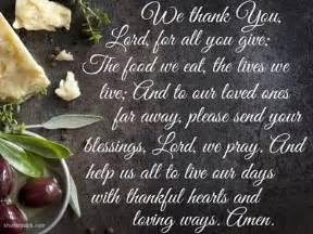5 great and prayers before meals beliefnet
