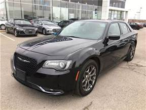 Used Chrysler 300 Awd For Sale 2016 Chrysler 300 300s Awd Loaded Brton Ontario Used