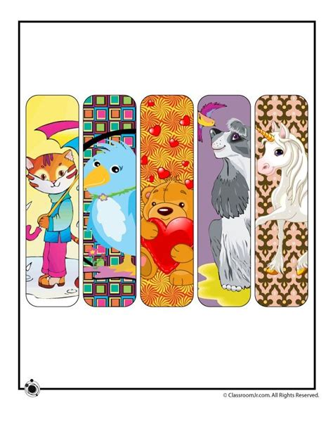 printable girl bookmarks 1000 ideas about free printable bookmarks on pinterest